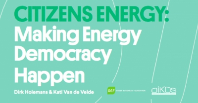 Making Energy Democracy happen